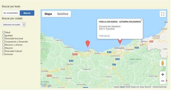 Geo localización Banner ct